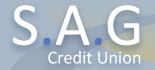 SAG credit union logo
